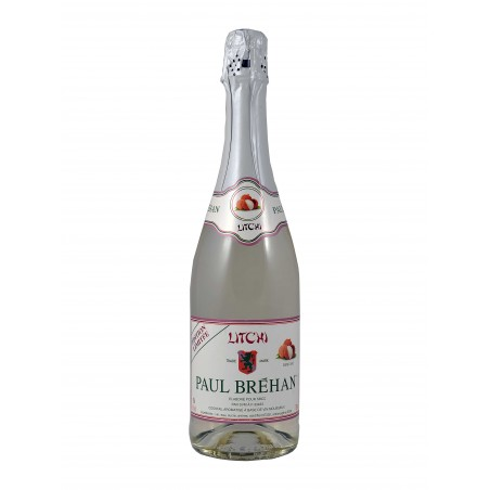 Paul Bréhan sparkling wine lychee
