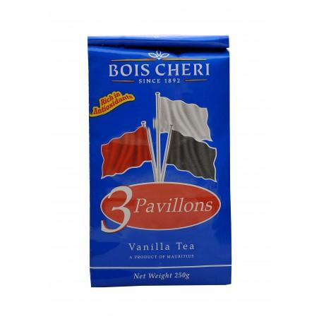 Bois Chéri 3 pavillons tea