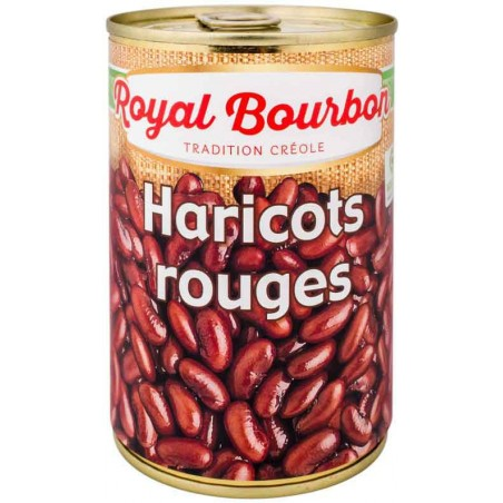 Royal Bourbon water-packed red beans 1/2
