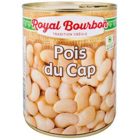Pois du Cap au naturel 4/4 Royal Bourbon