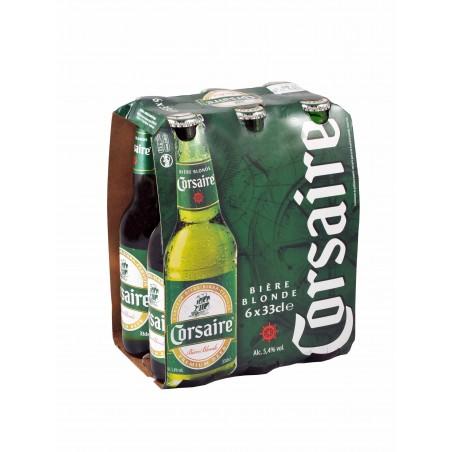Bière Corsaire pack