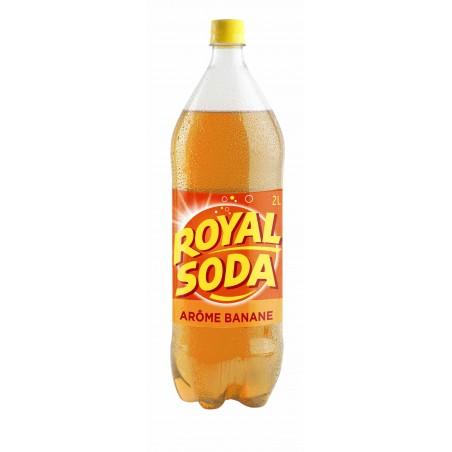 Royal Soda banane