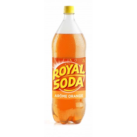 Royal Soda orange
