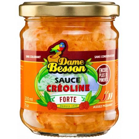 Dame Besson Créoline sauce