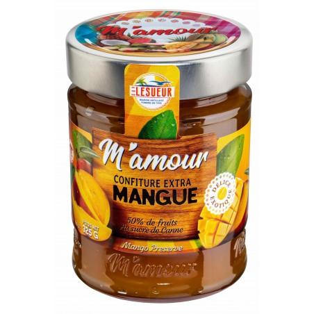 M'Amour mango jam