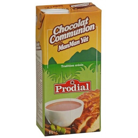 Chocolat de communion Prodial