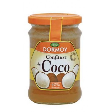 Dormoy coconut jam