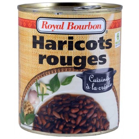 Royal Bourbon water-packed red beans 4/4