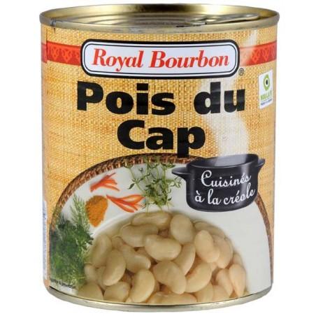 Pois du Cap cuisinés 4/4 Royal Bourbon