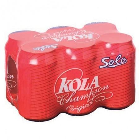 Kola Champion pack x 6 TRINIDAD