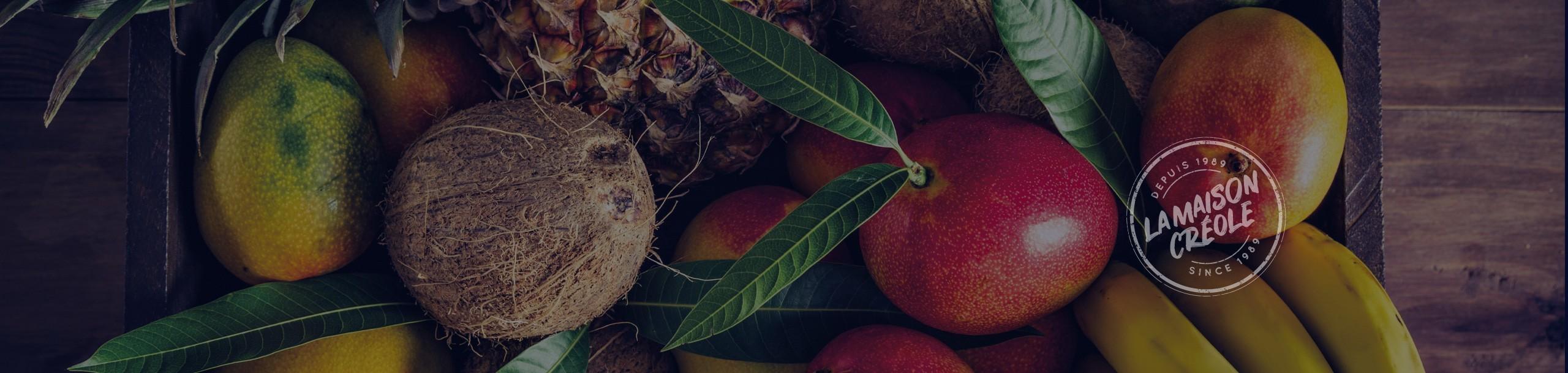 Macéo Tradition - Fruits et légumes tropicaux - Vente aux pros
